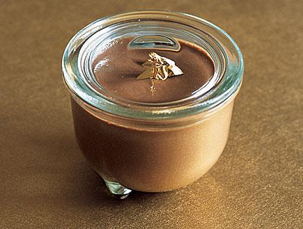 מעדן שוקולד (צילום: מארי פייר מורל, אני רוצה שוקולד!, הוצאת כנרת)