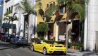 מכוניות יוקרה ברודיאו דרייב (וידאו WMV: אימג'בנק/GettyImages, getty images)