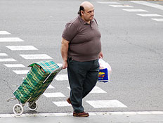 איש שמן (צילום: SXC)