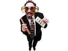 איש עשיר (צילום: Sharon Dominick, Istock)
