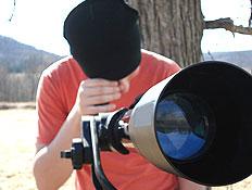 טלסקופ (צילום: flickr)