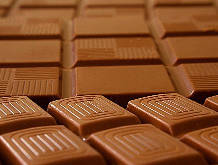 קוביות שוקולד (צילום: stock_xchng)
