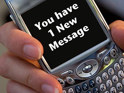 יש לך הודעה (צילום: stock_xchng)
