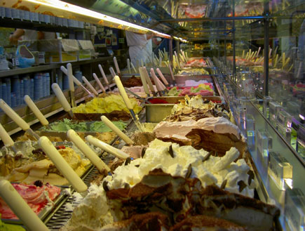 גלידה איטלקית (צילום: Lambert (Bart) Parren, Istock)