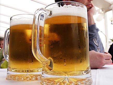 בירה (צילום: Shutterstock)