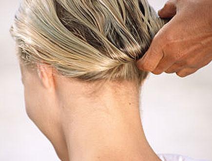 שיער בלונדיני- שיער צעיר יותר (צילום: מערכת mako , מערכת מאקו 1)