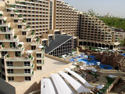 טיולי משפחות: מלון הרודס במיני ישראל (צילום: איל שפירא)