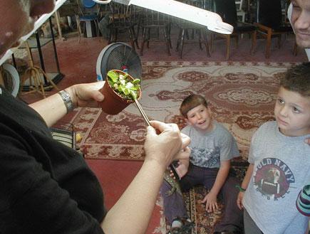 אטרקציות לילדים: חוות הצמחים הטורפים בתלמי אלעזר (צילום: איל שפירא)