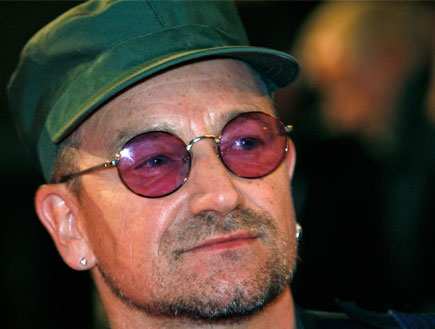 Bono (צילום: רויטרס, רויטרס1)