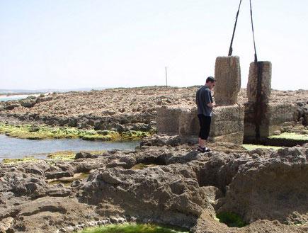אטרקציות: בריכות טבעיות בנווה ים (צילום: איל שפירא)