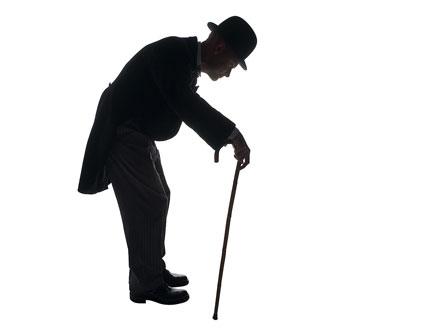 איש זקן (צילום: SXC)