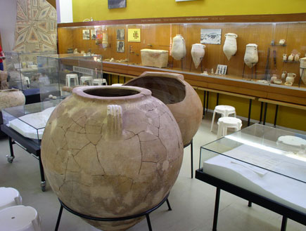 אטרקציות: מוזיאון בית מרים בפלמחים (צילום: איל שפירא)
