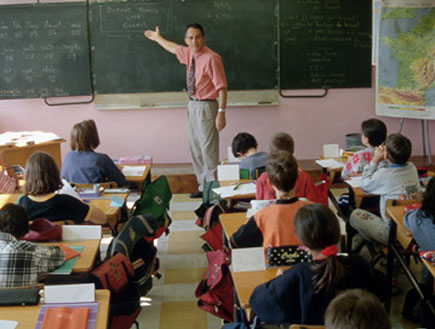כיתה בבית ספר (צילום: SXC)