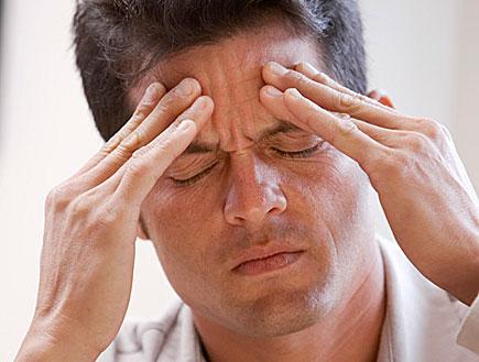 כאב ראש (צילום: jupiter images)