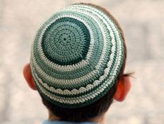 ילד דתי בירושלים (צילום: עודד קרני)