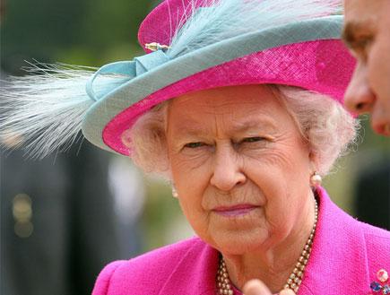 המלכה אליזבת השנייה (צילום: רויטרס)