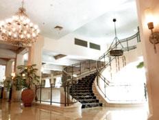ספא בדרום: לובי מלון הרודס, אילת