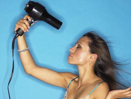 מייבש שיער (צילום: jupiter images)
