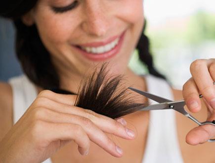 שיער  (צילום: jupiter images)