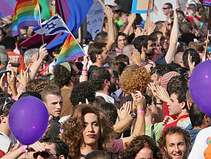 מצעד הגאווה (צילום: רויטרס, רויטרס3)