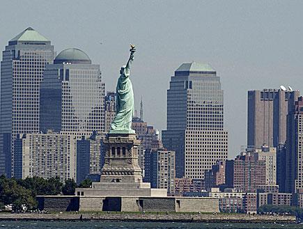 פסל החירות (צילום: רויטרס, רויטרס1)