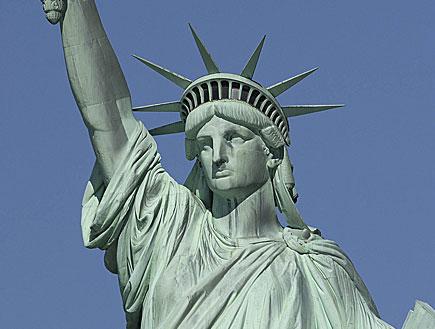 ניו יורק: פסל החירות (צילום: רויטרס)