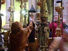אטרקציות בירושלים: כנסיית הקבר (צילום: איל שפירא)