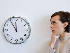 סליחה, מה השעה? (צילום: jupiter images)