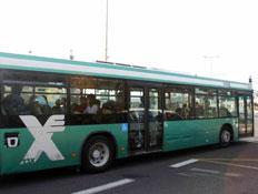אוטובוס אגד (צילום: mako)
