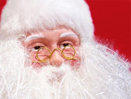 סנטה קלאוס מחרמן? (צילום: אור גץ, SXC1)
