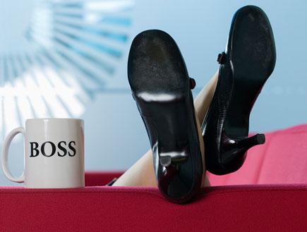 את הבוס (צילום: jupiter images)