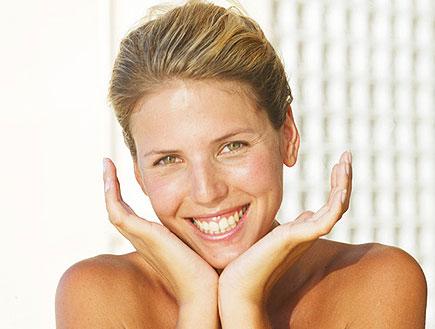 חיוך (צילום: jupiter images)