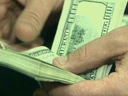 סופרים דולרים (תמונת AVI: חדשות1 ערוץ 2)