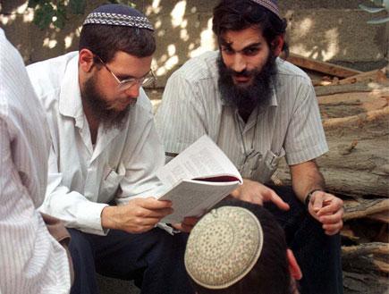 לומדים תורה (צילום: Reuters)