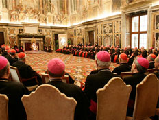 הכנסייה הקתולית (צילום: אור גץ, Reuters)