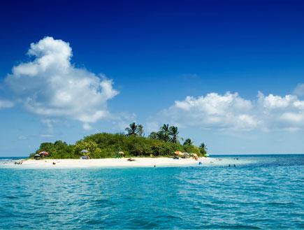 אי יפיפה קסום (צילום: ShutterStock)