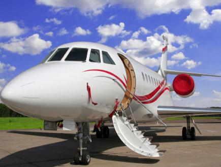 מטוס פרטי (צילום: istockphoto)