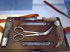 כלים לברית מילה (צילום: jupiter images)