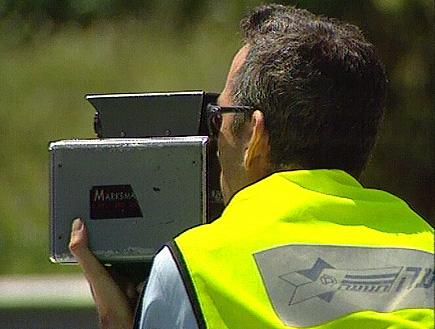 מכמונת לייזר (תמונת AVI: חדשות1 ערוץ 2)