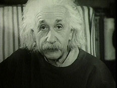 אלברט איינשטיין (תמונת AVI: חדשות1 ערוץ 2)