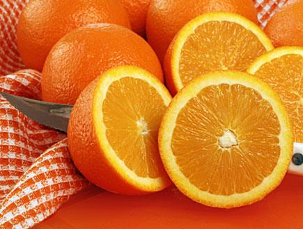 תפוזים חצויים (צילום: iStock)