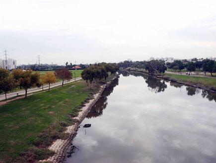 טיולים בתל אביב: נהר הירקון (צילום: עודד קרני)