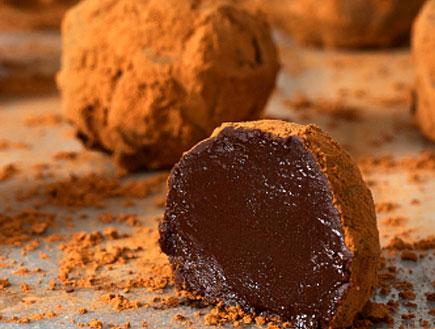 טראפלס שוקולד (צילום: iStock)