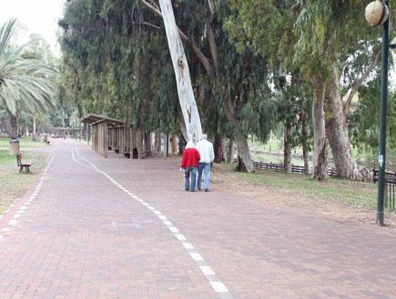 טיול בתל אביב: פארק הירקון