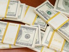 דולרים מזויפים