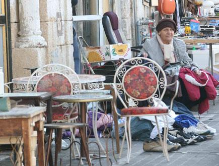 סיורים בתל אביב: שוק הפשפשים (צילום: עודד קרני)