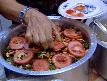 ביריאני (תמונת AVI: דרך אוכל, דרך האוכל 1)