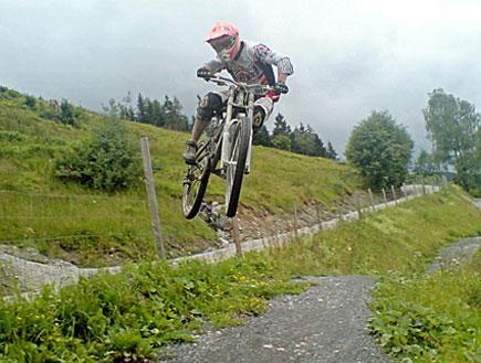 ראלי אופניים באוסטריה