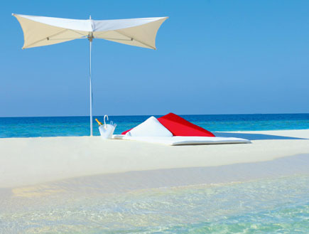 החוף של מלון W