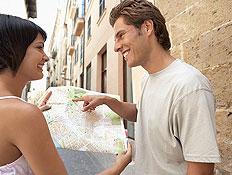מפה (צילום: jupiter images)
